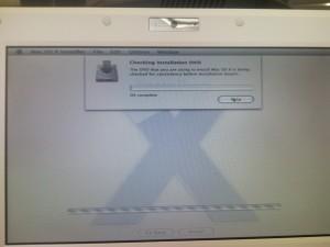 OS X skip disk check